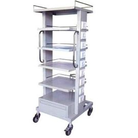 Wellton , WH-566 Stainless Steel Monitor Trolley