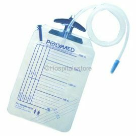 Urine collection Bag– Deluxe ( Pack of 25 nos.)