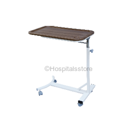 Sigma Super Deluxe Cardiac Overbed Table
