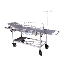 Sigma SS Patient Stretcher Trolley Super Royal