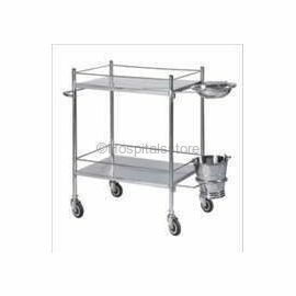 Surgix Dressing Trolley All S.S.