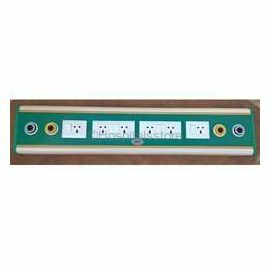 Bed Head Panel for ICU and Hospital, Bed Head Panel Length: 4 Feet