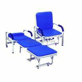 ACME Attendent Patient Bed Cum Chair, Material: M.S.