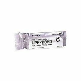Sony Ultrasound Thermal Paper, UPP-110HD, Box of 10 nos.