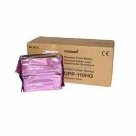 Sony High Glossy (HS) Ultrasound  Printing Paper (Roll Type ) Box of 10 nos.