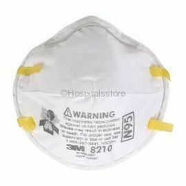 3M N95 Mask White Disposable 8210 (Box of 50)