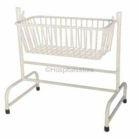 Aar Kay MS Baby Cradle For Hospital Use