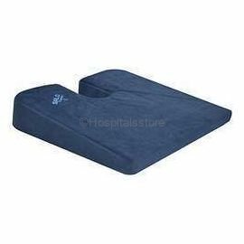 Salo Orthotics Coccyx Cushion available in two sizes Regular and XL