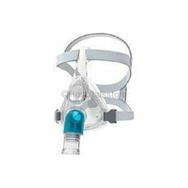 F & P Non-vented hospital full face mask with anti-asphyxiation valve Nivairo RT046