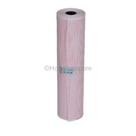 12 Channel ECG Chart Paper , Roll 210 mm (20m length )