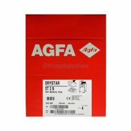 AGFA DT2B X Ray Film (Pack of 50)