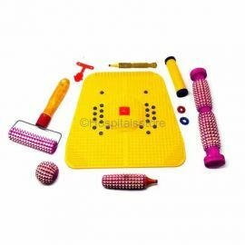 Acupressure Massager Combo With Power Mat - Perfect Magnets