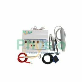 Physio Rehab Equipment Mild Steel Galvanic Ozone 2 In 1 Beauty physiotherapy Machine, For Removal Of Face Wrinkles