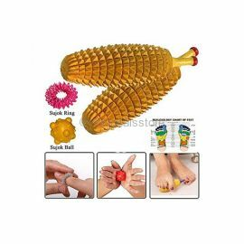 Perfect Magnets - Spiked Wooden Massager Combo