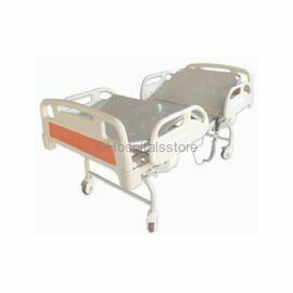 ACME Electric ICU Bed Along with Centre Locking & CPR System