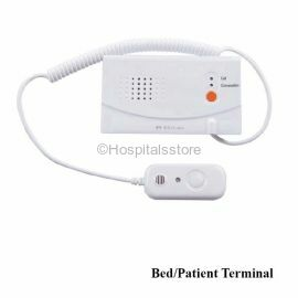 Nurse Call System, Bed/Patient Terminal