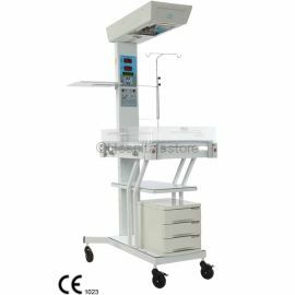 Radiant Warmer, RHW1101A Fixed Cradle + 3 Drawers, Zeal Medical