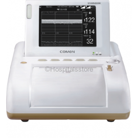 Comen CTG Machine, Star 5000E Fetal Heart Monitor or baby monitor with 1 year warranty