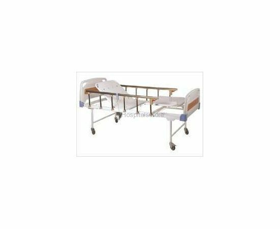 Surgix Hospital fowler bed electric ABS panels & safety side railings