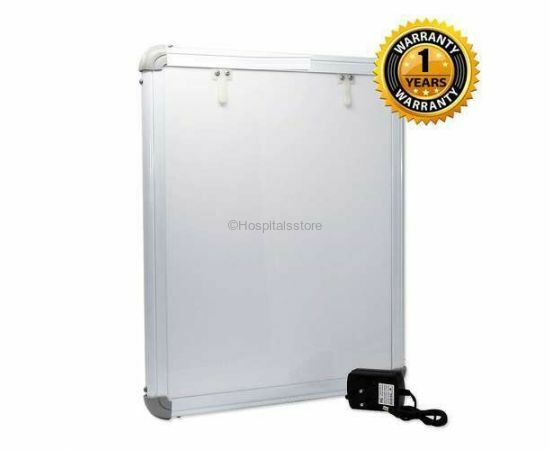 LED X Ray Illuminator View Box with Automatic Film Activation and Variable Brightness Control (Single Film)