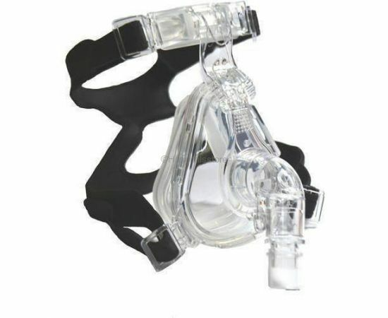 Synocare  Full face mask with strap for Bipap and Cpap with fast shipping