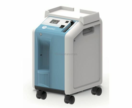 Yamind Medical 5LPM Oxygen Concentrator with Oxygen Purity Indicator( Light Weight machine)