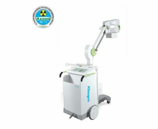 Allengers High Frequency Mobile X-Ray System for Hospital